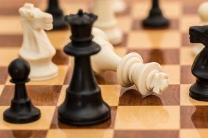 Schachbrett Ratgeber